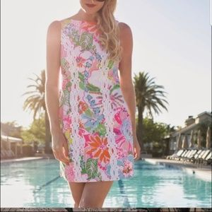 NWOT LILLY PULITZER ☆FOR TARGET NOSEY POSEY DRESS